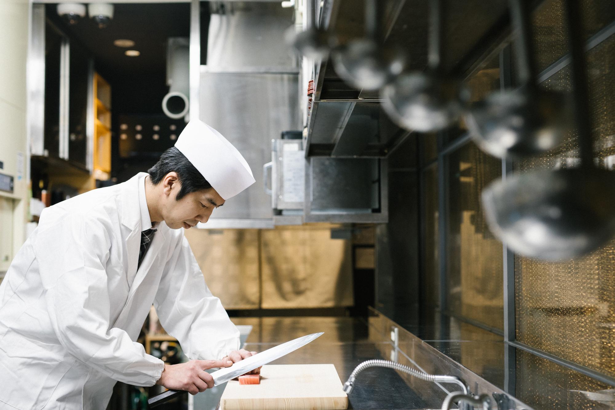 mihaku,料理人,日本料理,採用